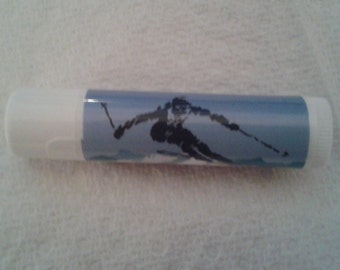 Skiers Edge Lip Balm - Cherry Flavored for those cold days on the slopes or any where else