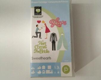 Sweethearts Cricut