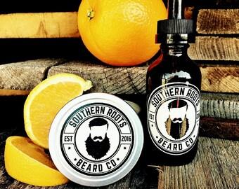 Beard Oil 2oz Sweet Florida Orange scent