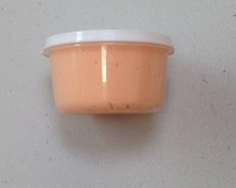 Orange Sherbet Slime