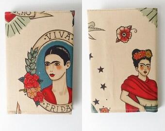 Medium size FRIDA KAHLO notebook