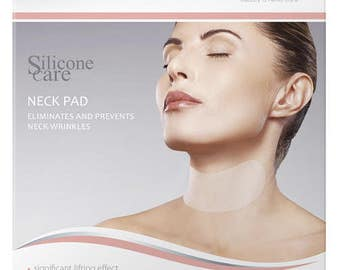 Silicone care® neck pad - for a firmer, wrinkle-free neck!