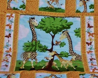 Children's blankets with motif
