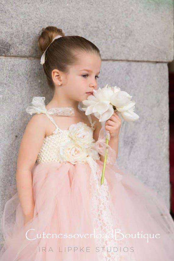 Flower girl tutu dresses wedding ukrainian