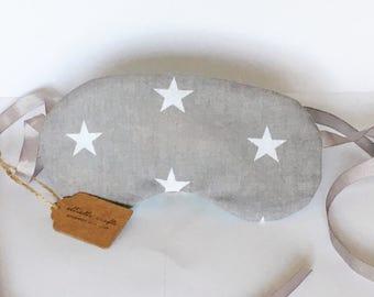 Handmade Reversible Sleep/Travel Mask