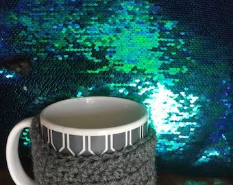 Mug sweater just add mug! Free shipping to US