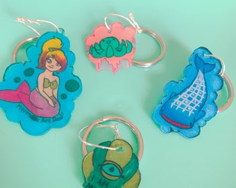 Special! Earthday keychains!