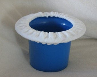 Organic Cotton Top Hat Potty Cozy
