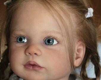 CUSTOM ORDER Gabriela Toddler Reborn by Regina Swialkowski