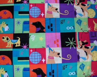 """Michael Miller Fabric by the Yard - """"Ruff"""""""