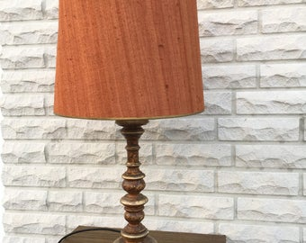 Monumental mid century XXL table lamp / table lamp / table lamp 1960 he years Germany