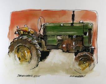 Tarm Tractor 0008