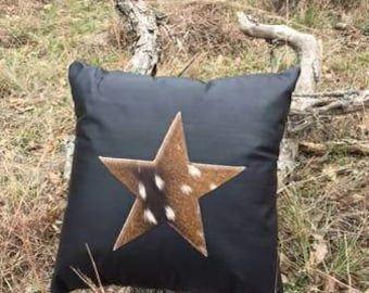 Axis with Star Pillow