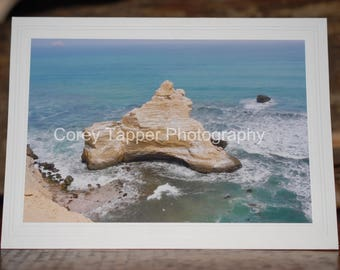 Natural Landscape Photo Card