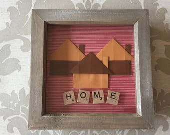 Origami Home Box Frame