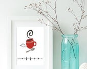 Coffee Mug Printable Wall...