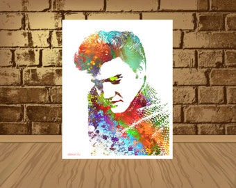 Elvis Presley Poster,Elvis Presley Print,Elvis Presley Art,Home Decor,Gift Idea,music poster,music print,Elvis poster,Elvis print,elvis art