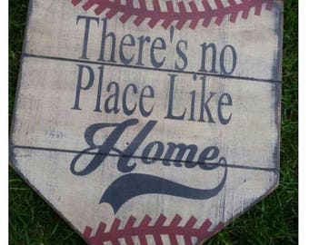 Hand crafted wood sign