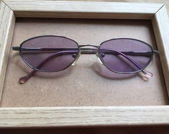 Colorful glasses vintage