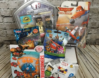 Boys ToyBox Monthly Subscription