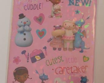 Disney Junior Doc McStuffins Sticker Sheets