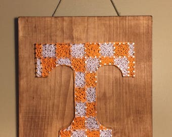 School Letter-  University of Tennessee: T