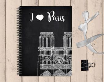 NOTRE DAME de Paris Architecture Print Paris Art Print Architecture Famous Building Notre Dame Paris France Art Print