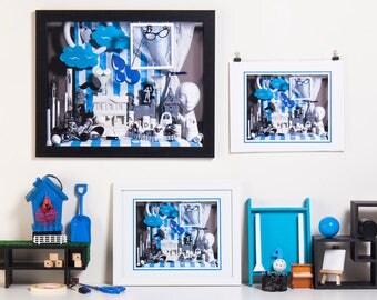 Fine Art Wall Decor- Contemporary Color Photography- Still Life Art- 11x14 Framed Photo or Mat Photo Print, Mystery Novel Inspired Art