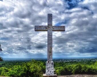 Cross Mountain, Fredericksburg TX