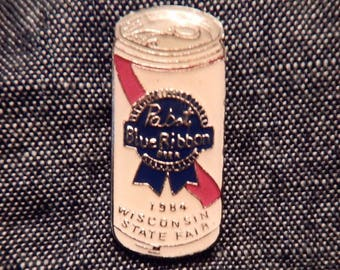 Pabst Blue Ribbon Push Pin
