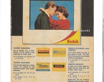 Advertising years 50 KODAK high fidelity