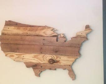 Wooden United States