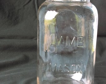 Lamb Mason Jar