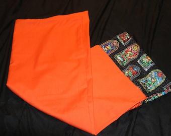 Orange Legend of Zelda Pillowcase