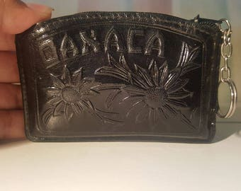 Handmade Coin Purse // Artesania Mexicana