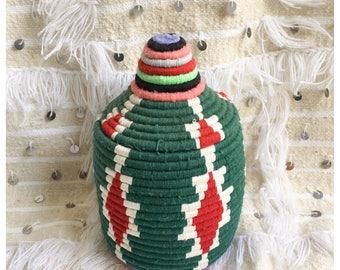 Morrocan basket