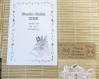 Studio Ghibli Zine