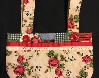 Granny's Walker Tote Bag