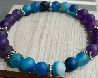 blue purple gemstone MOTHERDAY giftidea