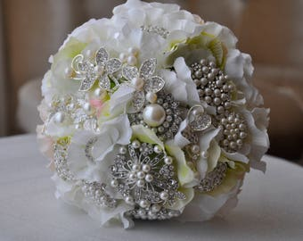 Blossom... wedding bouquet.