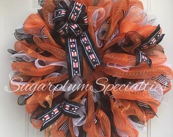 Philadelphia Flyers Wreath