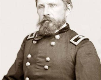 Reproduction photo of  Union General George Gordon
