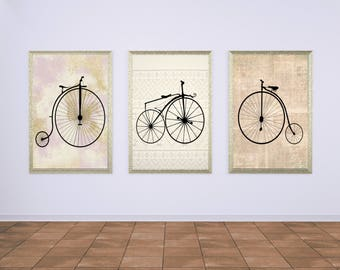 Bicycle Ride Prints