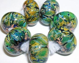 Beau Hawn Lampwork Boro GLASSADDICT Beads borosilicate beads ANCIENT