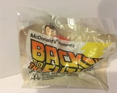 Vintage Back to the Future Marty's Hoverboard McDonalds Happy meal Toy--Unopened Package