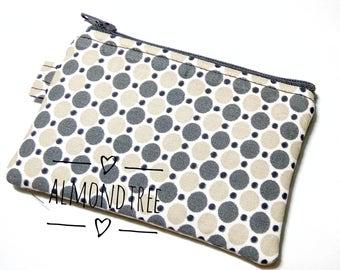 Retro Mode padded women wallet credit card case, coin purse, id13409235, portemonnaie, moneybag, small zipper pouch, daschund, weiner