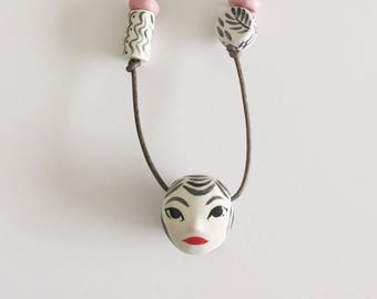 Fortune Teller Necklace no.5