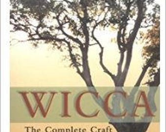 BOOK  Wicca: The Complete Craft by DJ Conway SC 2001 Like New!
