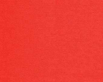 Robert Kaufman Kona Cotton Coral Quilting Apparel Fabric By The Yard
