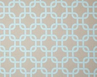 CLEARANCE - Premier Prints Gotcha Powder Blue Twill Home Decorating Fabric By The Yard
